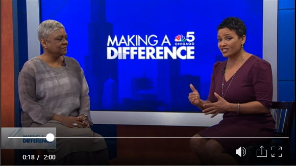 NBC Chicago's Making a Difference