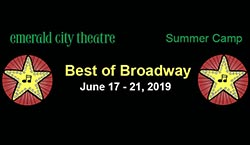 All Events by Date - Best of Broadway Summer Camp