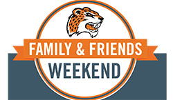 All Events by Date - Family and Friends Weekend