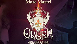 All Events by Date - Queen Marc Martel