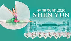 All Events by Date - Shen Yun 2020