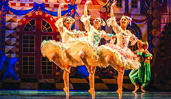 All Events by Date - The Nutcracker 2018