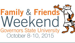 All Events by Date - 2015 Family and Friends Weekend