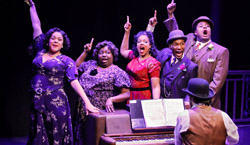 All Events by Date - Ain't Misbehavin'