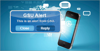 Thumbnail for GSU Alerts