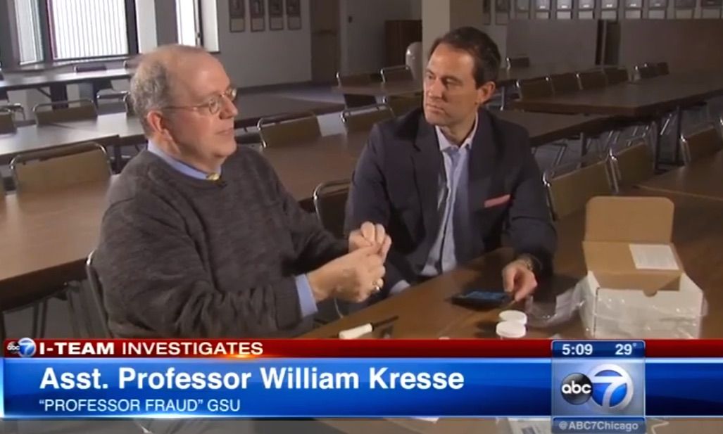 Two CBPA Faculty Members Featured on ABC7 News