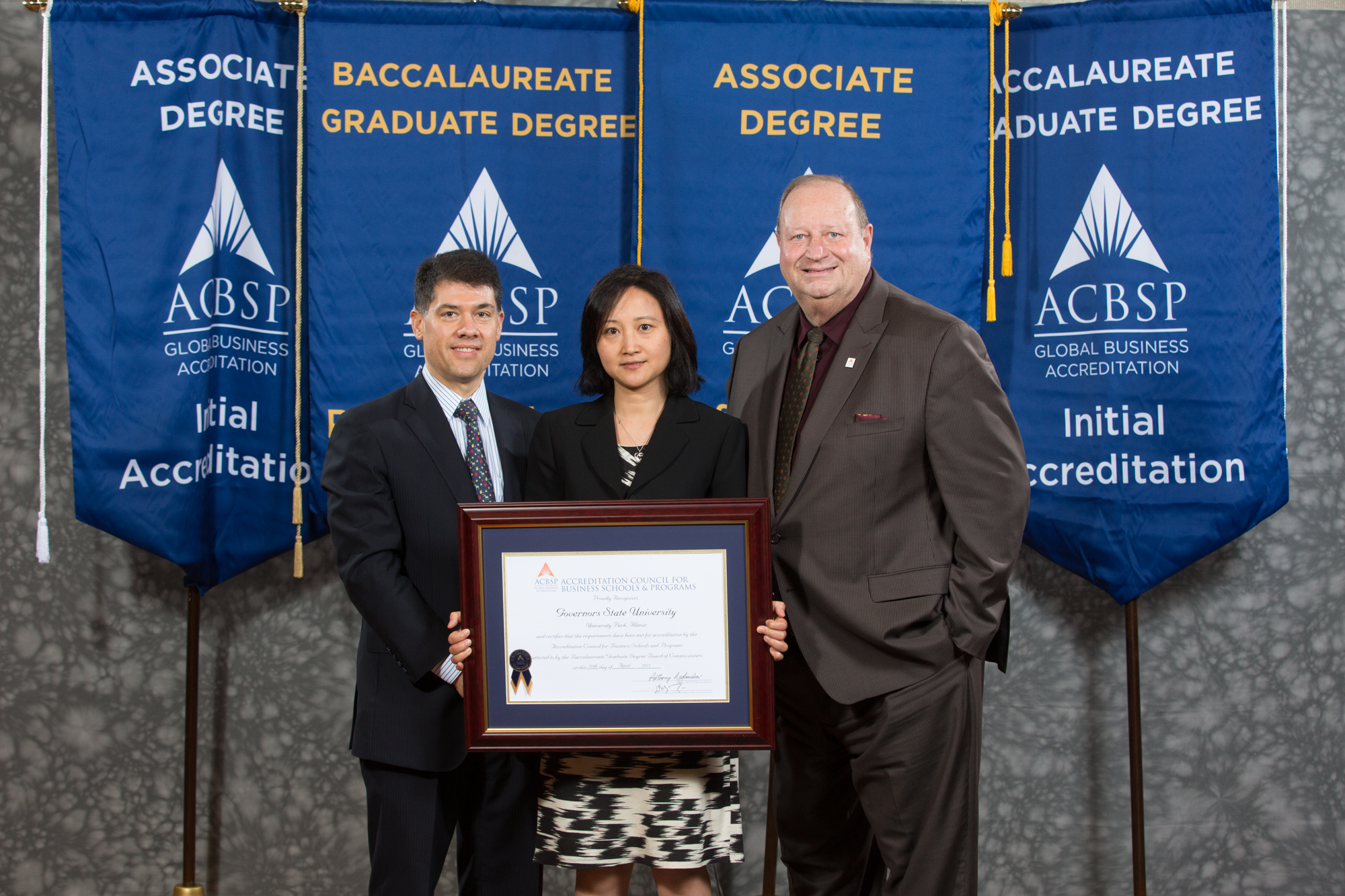 ACBSP Accreditation Reaffirmed Through 2025
