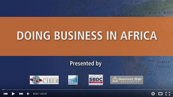 Click here to view video of the Doing Business in Africa event presentatiosn and panels.