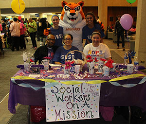 Social Work Relay for Life2