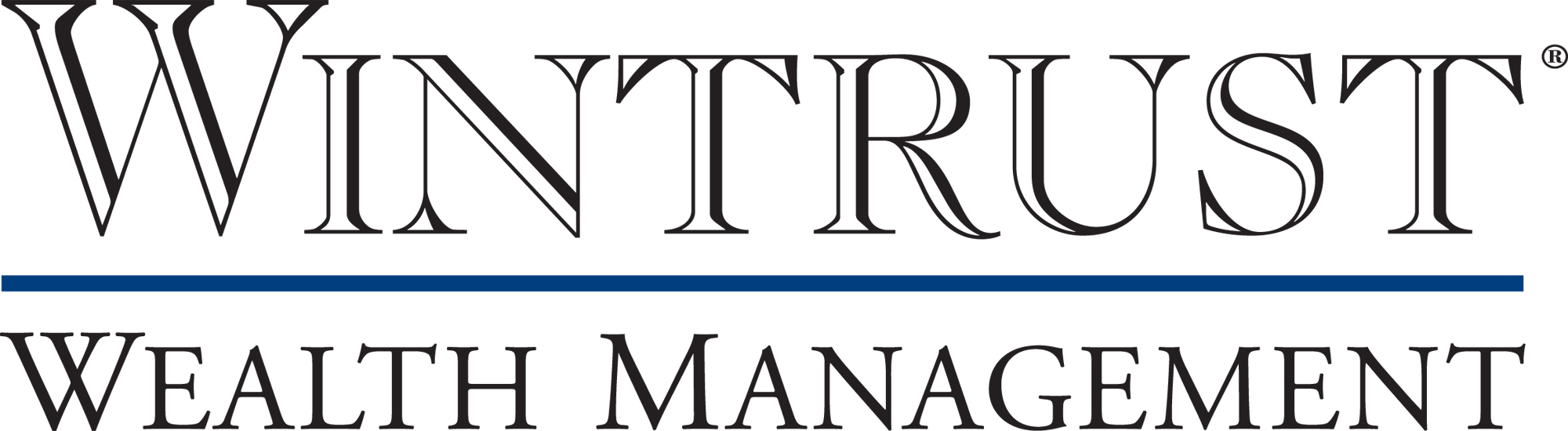 Wintrust  Wealth Management Logo