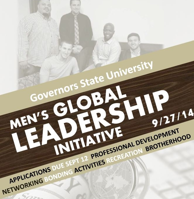 Mens Leadership Flyer