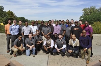 2014 Mens Leadership Retreat Participants
