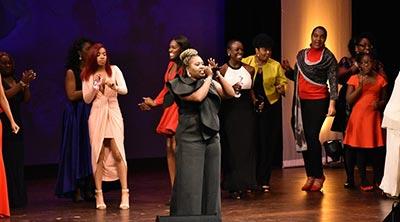 2017 Black Women Rock, Program