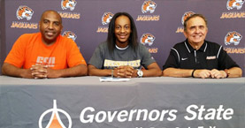 Athletic Signings Mark the Future of GSU Sports