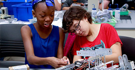 STEM Camps Designed for Summer Learning—and Fun