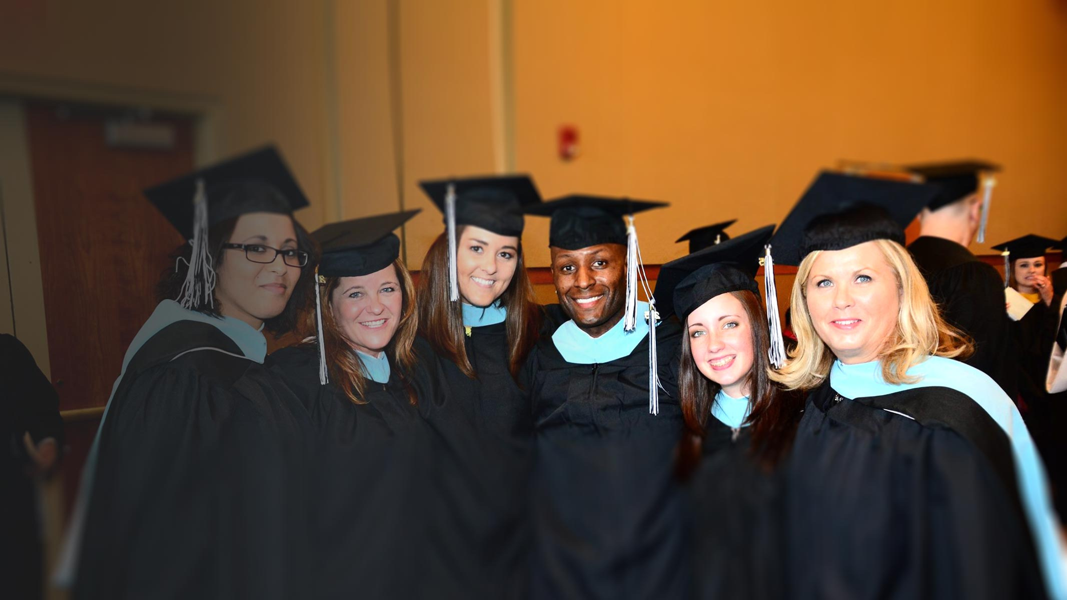 Countdown to Graduation: Image of GSU Graduates at Commencement