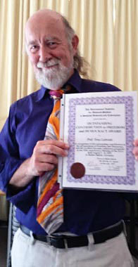 Tony Labriola German Conference Award