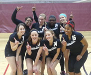 2013 Volleyball champs